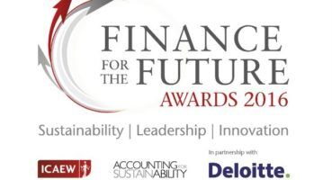 Financing for the future awards