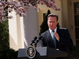 PM David Cameron by Medill DC via Flikr