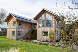 Peter and Fran's Eco House