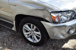 car accident by John via Flickr