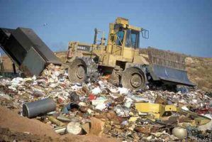 waste landfill by Wisconsin Department of Natural Resources via flickr