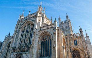150 Solar Panels To Be Installed On Gloucester Cathedral