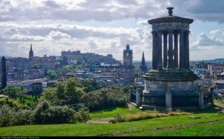 Edinburgh Council Set To Clean Up The Streets