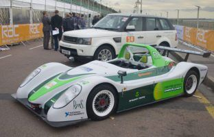 Announcement Of Low Carbon Vehicle Award Winners At LSV 2016