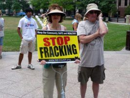 Friends Of The Earth Comment On US Fracking Shipment In Scotland