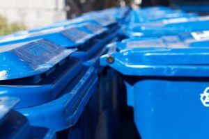 Stepping Away From A 'Throwaway Society' : Reduce, Reuse, Recycle