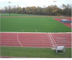 Athletics field by Soft Surfaces Ltd via Flickr