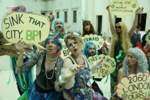 'Splashmob' Of Over One Hundred To Flood British Museum Protesting BP Deal