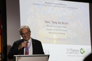 Tony De Brum Regional Ocean Challenges Pathways to Climate Finance for Small Island Developing States by Takver via Flickr