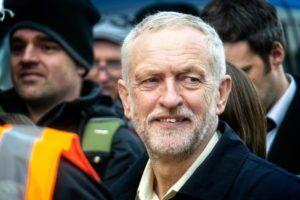 #juniordoctorsstrike Jeremy Corbyn by Gary Newman via Flickr