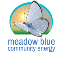 meadow blue community energy logo