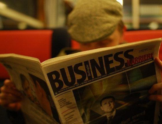 Business by Thomas Angermann via flickr
