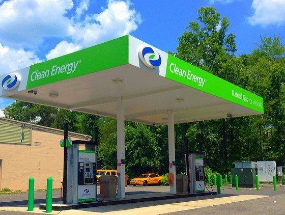Clean Energy Natural Gas by Mike Mozart via flickr
