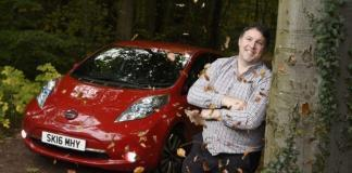Electric Cars Becoming More And More Popular In Scotland