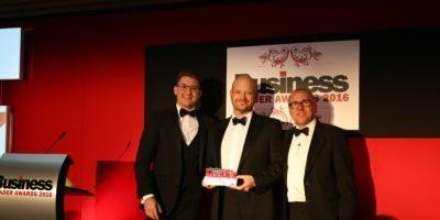 Filwood Green Business Park Wins National Award