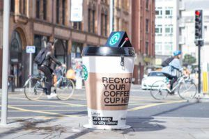 Hubbub Coffee Cup