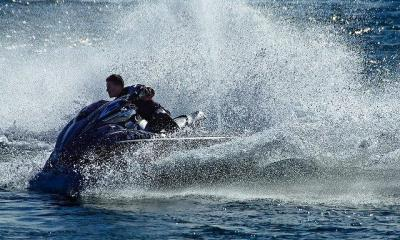 Jet Skier by Stewart Black via Flickr