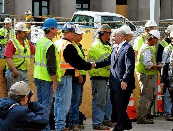 Job-Creating Transportation Projects by Office of Governor Mark Dayton & Lt. Governor Tina Smith via flickr