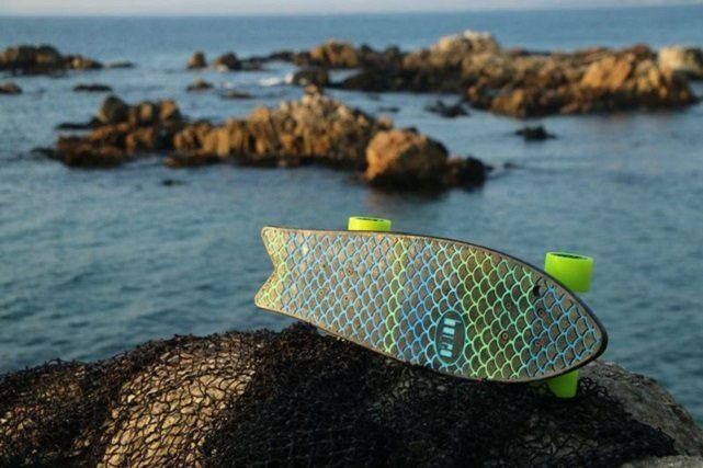 Ocean Skateboard