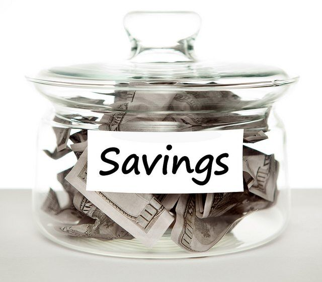Savings by Tax Credits via flickr