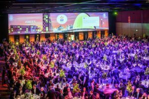 Scottish Green Energy Awards, EICC, Edinburgh, 3rd December 2015