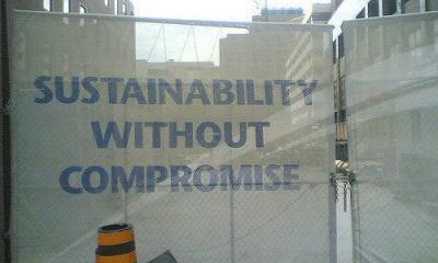 Sustainability Without Compromise by Richard Erikkson via Flickr