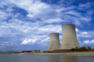 TVA Nuclear Plant by Tennessee Valley Authority via flickr