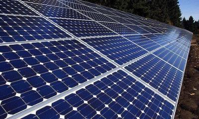View of the Solar Panels by Oregon Department of Transportation via flickr