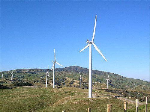 Wind Farm by Wendy Schotsmans via flickr
