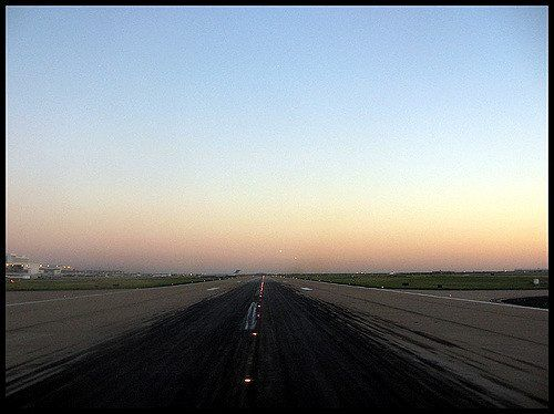 runway by Nicholas Suan via flickr