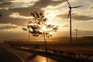 turbine-dusk