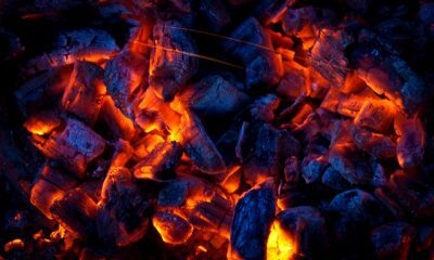 Угольки live coals by Julay Cat via flickr