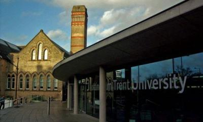 Nottingham Trent Is The UK's Most Sustainable University