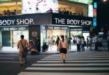 Body Shop Continue 'Wildest Christmas Ever' Campaign