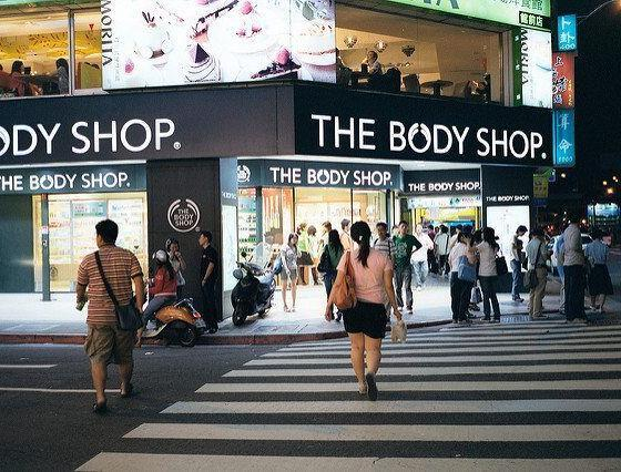 Body Shop Continue 'Wildest Christmas Ever' Campaign