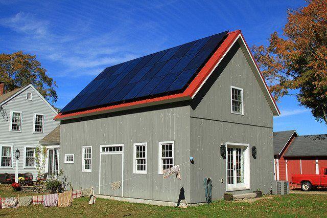 Solar panels By wallheater Via Flickr