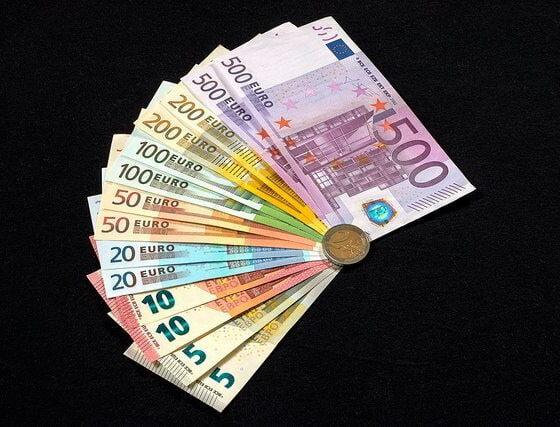 Colors of money By Ervins Strauhmanis Via Flickr