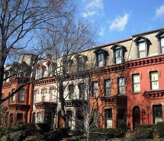 2000 block of N Street NW by NCinDC via flickr