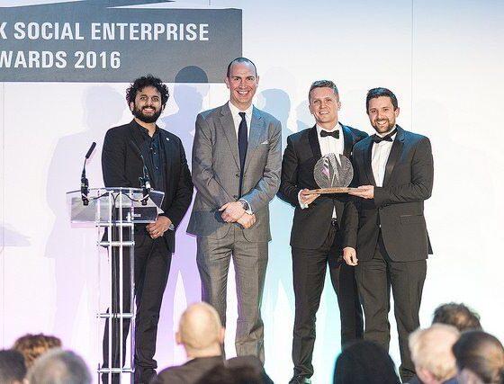 UK Social Enterprise Awards Celebrating Businesses That 'Go Beyond Ethical'
