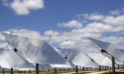 mirrors for a solar power plant By alex lang Via Flickr