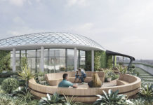 The Beacon Roof Garden