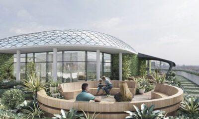 The Beacon Roof Garden