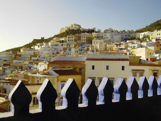 Chefchaouen, Morocco by Carlos ZGZ via flickr
