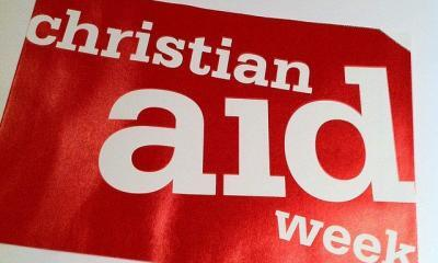 Christian Aid Envelope by Howard Lake via flickr