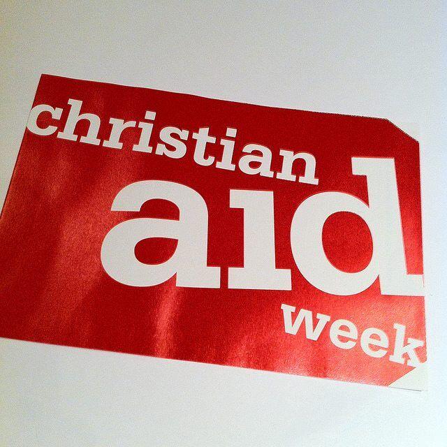 Christian Aid Envelope by Howard Lake via flickr