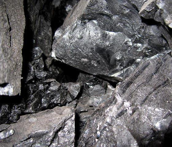 Coal by Alexander G via flickr