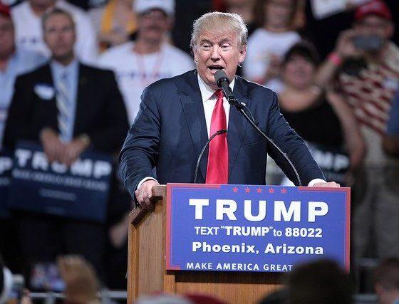 Donald Trump 3 by Gage Skidmore via flickr