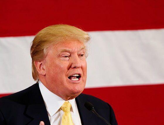 Donald Trump Sr. at #FITN in Nashua, NH by Michael Vadon via flickr