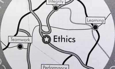 Ethics by Mark Morgan via flickr