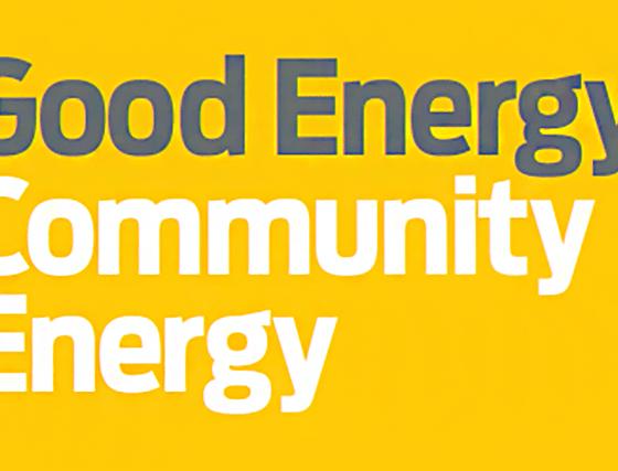 Good Energy Community Energy